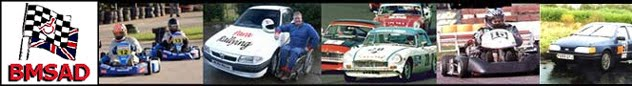British Motorsport Association for the Disabled